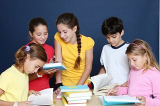 Children's book club starting in November.  Ages 9-11